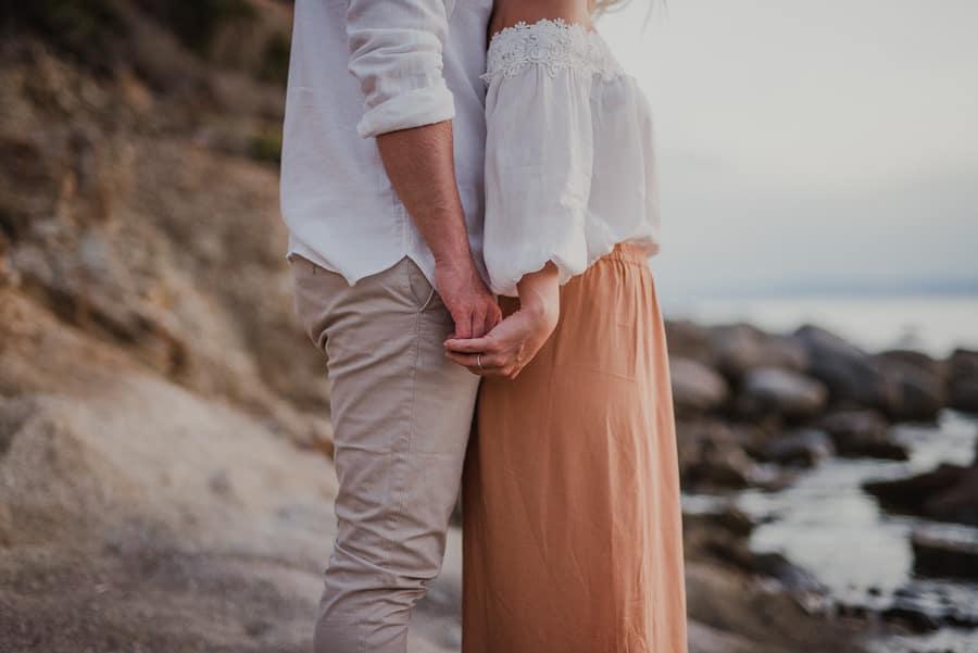 fotografo matrimonio costa cagliari