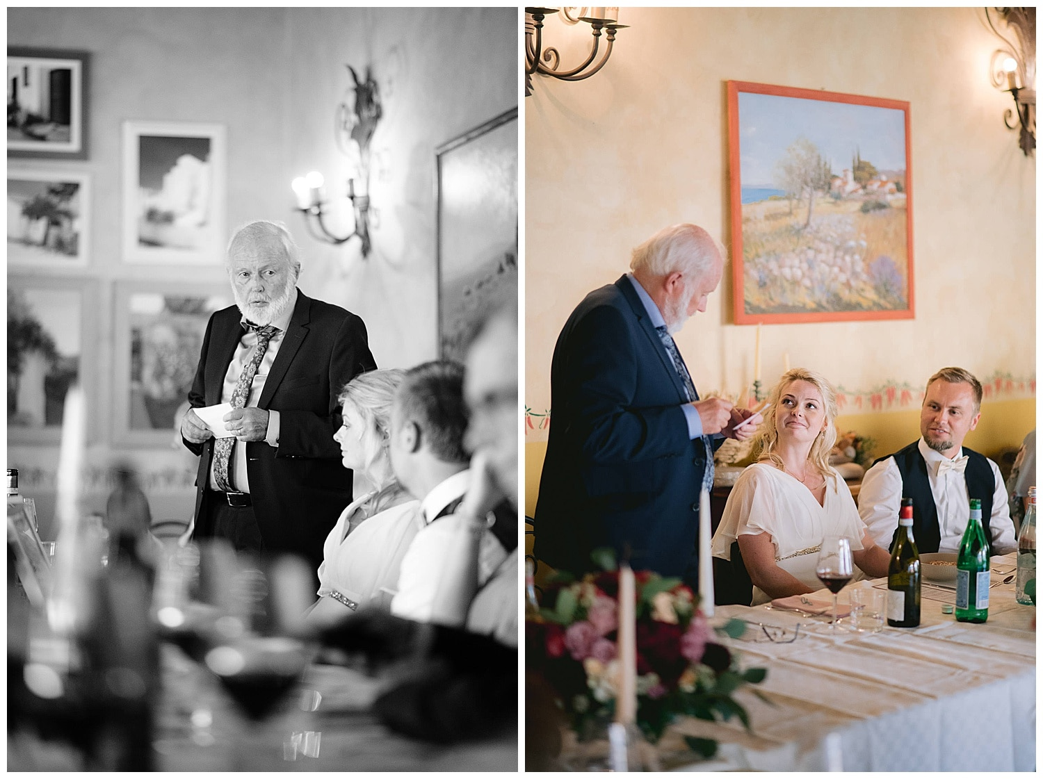 tuscany wedding planner