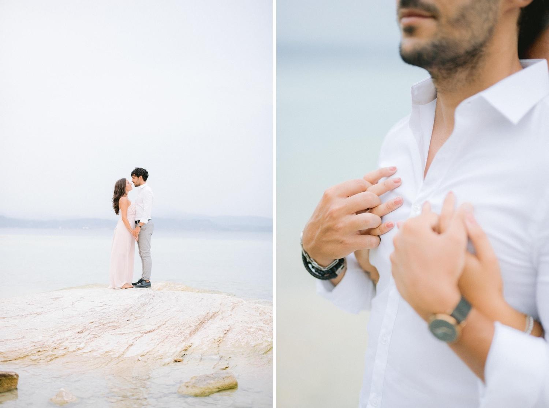 servizio fotografico fidanzati sirmione