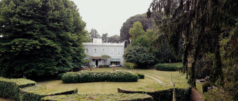 matrimonio villa lina roma
