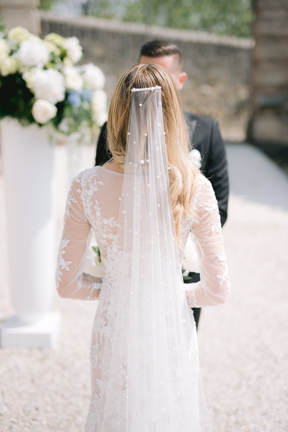 bride gown wedding italy