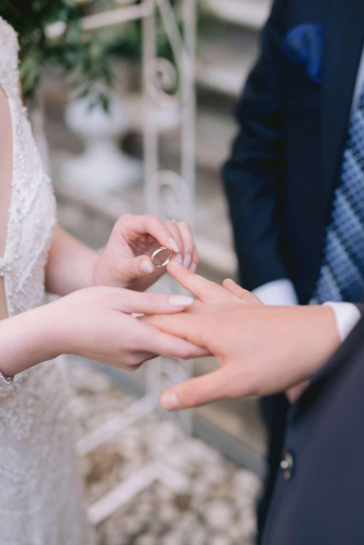 anelli di matrimonio verona