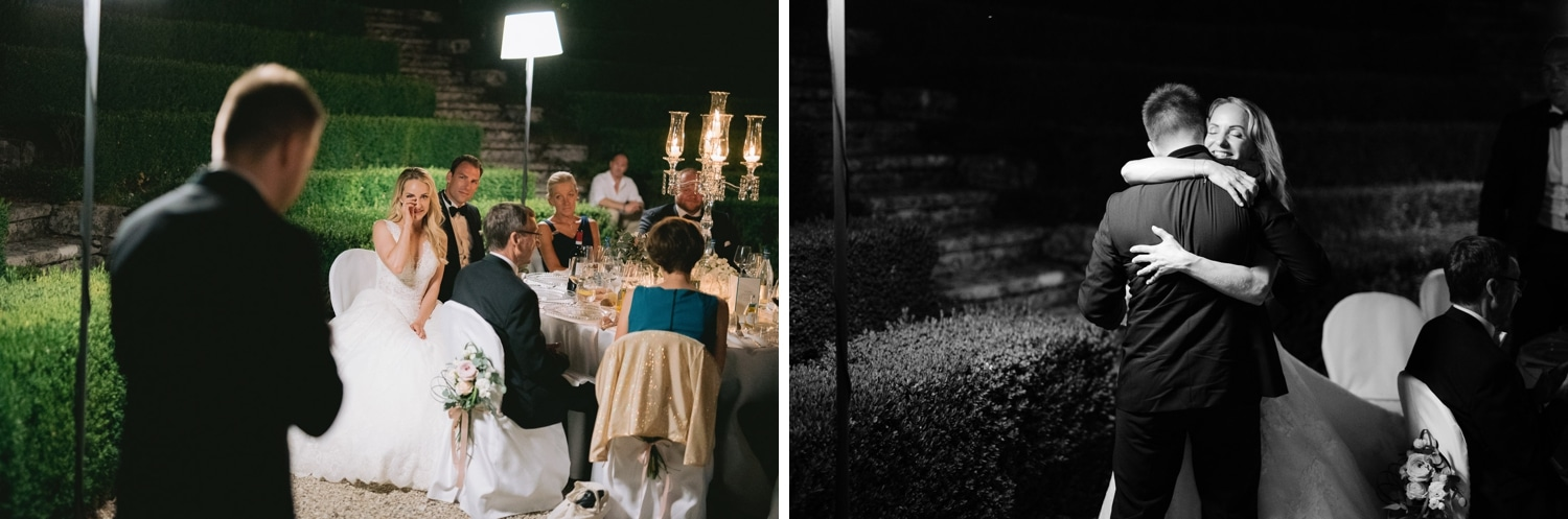 destination wedding villa rizzardi italy
