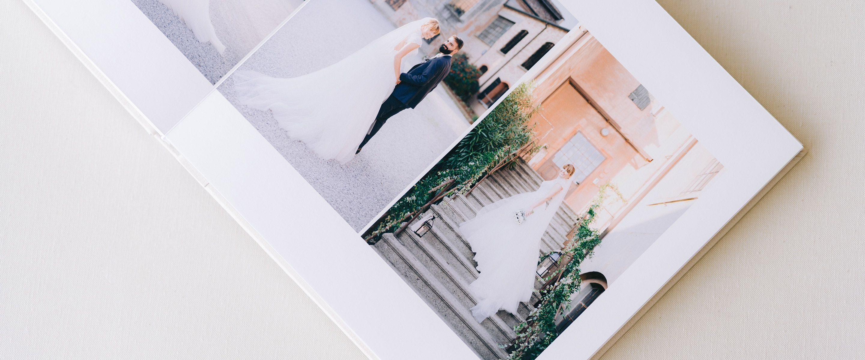 wedding photobook fine art italy