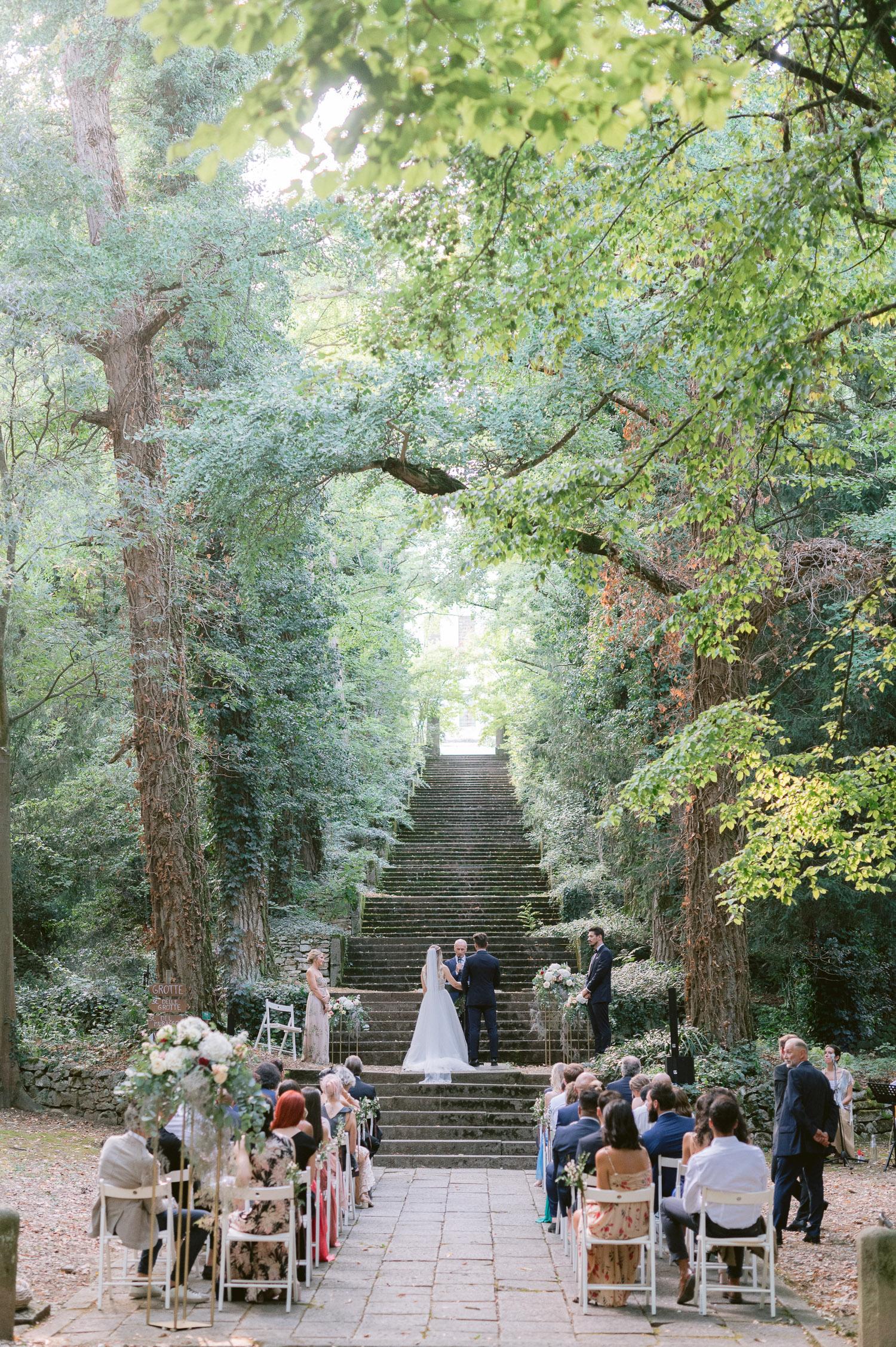 parco frassanelle wedding