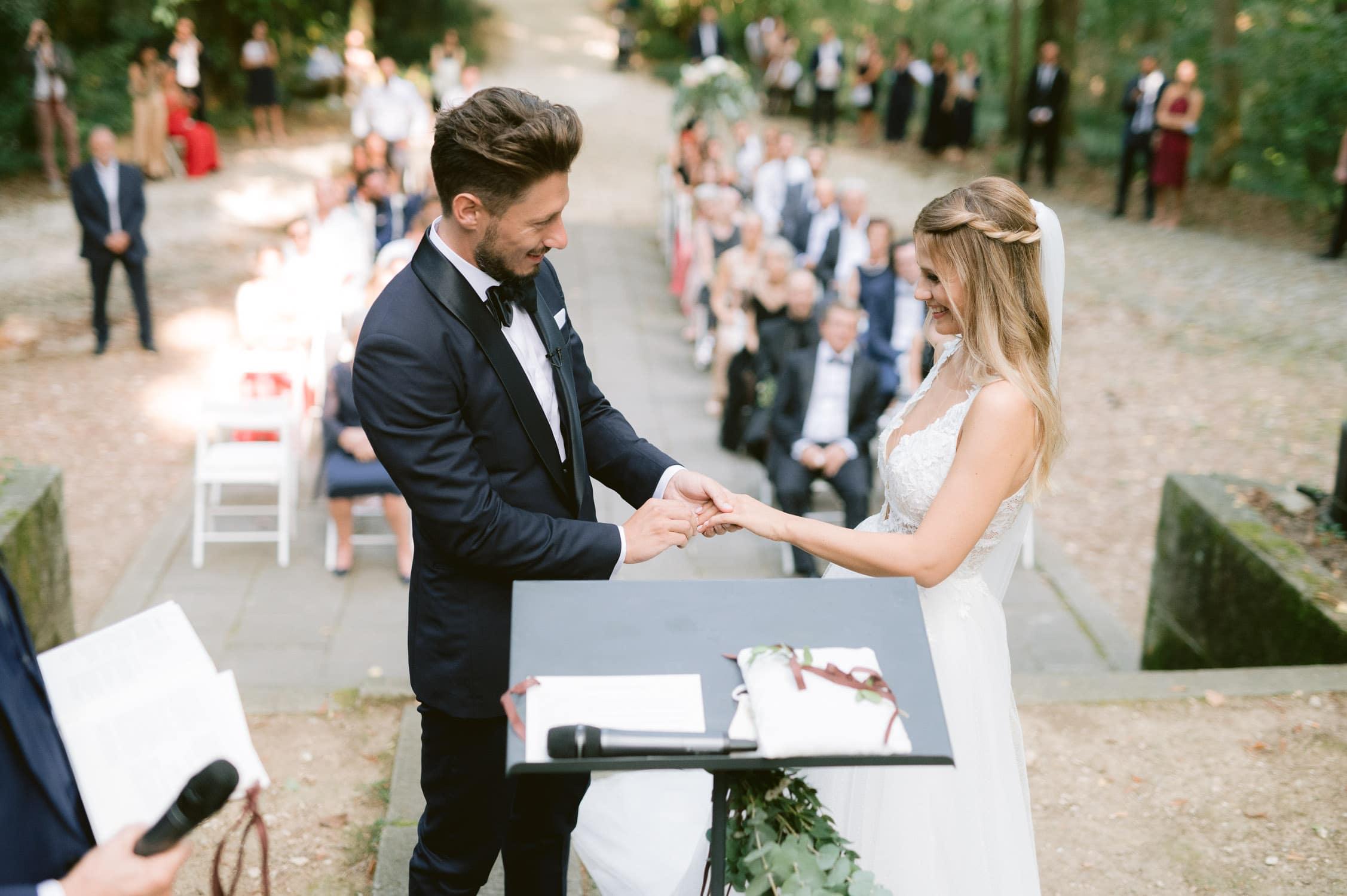 matrimonio parco frassanelle padova