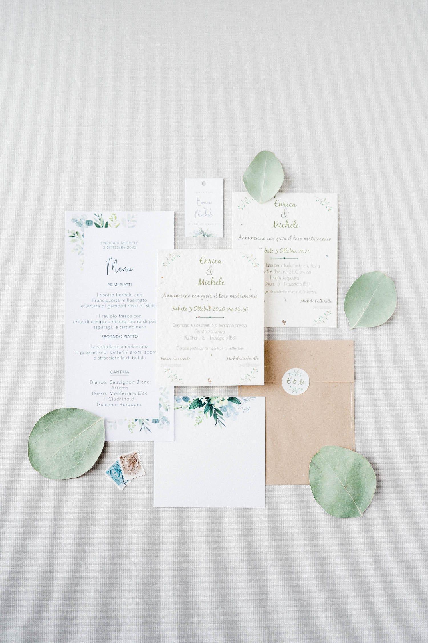 partecipazioni inviti matrimonio belle