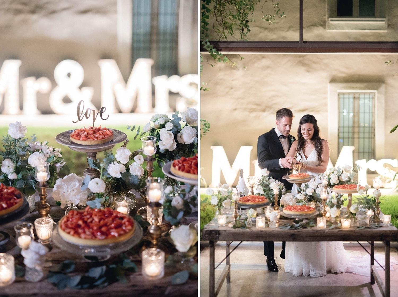 torta di matrimonio verona